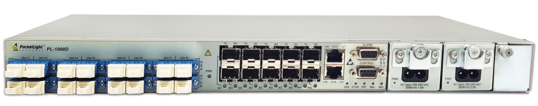 PL-1000D Fiber Optic Network Monitoring Solution