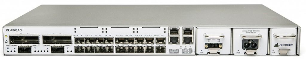 DWDM for Data Center Interconnect - PacketLight Networks Ltd